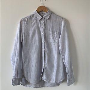 Muji Linen Shirt